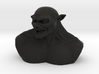 Creature Bust 3d printed
