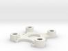 DJI Zenmuse H3-3D Mod (20mm nach vorne) Top Plate 3d printed
