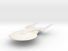 USS Chabot 3d printed