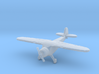 1:400 Scale Cessna 195 3d printed
