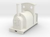 Gn15 saddle tank loco with semi open cab 3d printed