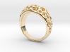 Bubble Ring No.1 3d printed