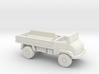 1:144 MERCEDES BENZ UNIMOG 404S troop carrier V2 3d printed