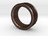 Script Ring 3d printed