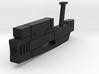 Beam Machine Gun 3d printed