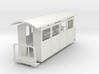 1:32/1:35 long end balcony coach 3d printed
