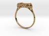 Master Sword Wedding Ring 3d printed