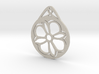 Hanging Ornament ~ Medieval Tile Design  3d printed