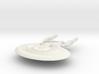 Columbus Class Battleship 3d printed