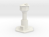 Sentry Tower (1/185th 6mm Scale) 3d printed