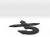 Blue Oyster Cult logo v2 3d printed