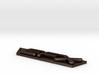EFX Key Chain 50mm Long 10mm Tall.stl 3d printed