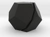 pentagon dodekaeder halbiert 3d printed