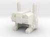 Gumshoebot Robohelmet 3d printed