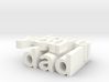 happy fathers day pendent  3d printed