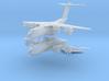 1/600 Airbus A-400M Atlas (x2) 3d printed