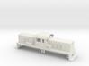 DSC Locomotive, New Zealand, (OO Scale, 1:76) 3d printed