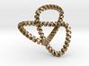 knot wendeltreppe 3d printed