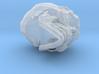Human Skull Pendant 3d printed