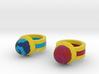 Zelda Fan Art: TLoZ: Rings 3d printed