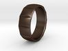 Dennis Ring-Size10 3d printed