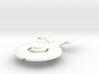 USS Sakasha 3d printed