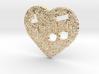 Love Music Heart 3D 3d printed