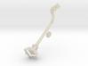 1:6 Scale Cyclic Stick - Dissembled (V2) 3d printed