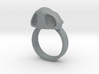 Nose Ring 3d printed