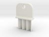Paper Towel Key 3d printed