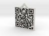 QRCode -- http://nfc-cloud.com/TaistoJunkkari 3d printed