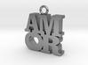AMOR-dije 3d printed