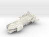 BFG Heresy Barge 3d printed