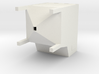 1:87 (HO) scale Dust Collector Detail 3d printed