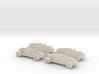 Bugatti Set 3d printed