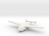 DFS-331 German Glider -1/700 Scale -(Qty. 1) 3d printed