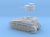 PV19A T1E2 Light Tank (1/87) 3d printed