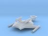 Romulan Cruiser 3d printed