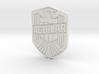AGUILAR Badge 3d printed