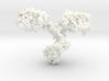 Antibody molecule 3d printed