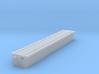 T Gauge Perrondeel 60 mm Smal (1:450) 3d printed