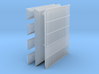 1/700 Shipping Container Stack of 5 3d printed