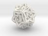 Celtic D12 - Solid Centre for Plastic 3d printed