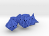 Stretcher Dice Set With Decader 3d printed