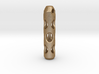 Tritium Lantern 2D (Stainless Steel) 3d printed