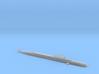 1/700 Yasen Class Submarine (Waterline) 3d printed