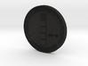 Achievement Hunter Coin Half Scale 3d printed