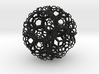 {6,3,3} H³ Honeycomb 3d printed