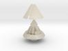 1/72 MARS EXCURSION MODULE W/ SHROUD & RETRO PACK 3d printed