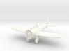 """1/144 Boeing P-26 """"Peashooter"""" 3d printed"""